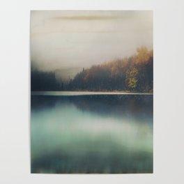 Autumn Dusk Poster