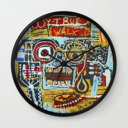 101 Crosby Wall Clock