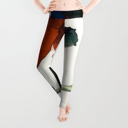 Ready to Ride! - Snowboarder Leggings