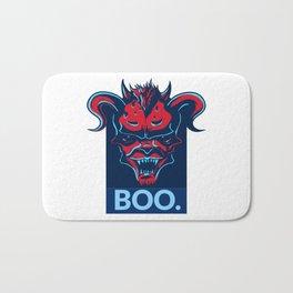 Boo. Demon Bath Mat