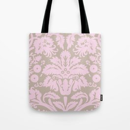 French chic pink Tote Bag