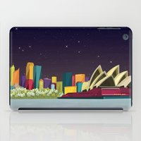 sydney iPad Cases featuring Sydney by Felita Go