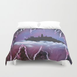 Once Upon A Castle Duvet Cover