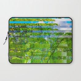 Landscape of My Heart (segment 1) Laptop Sleeve