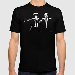 Spike Jet Knock Out - Cowboy Bebop T-shirt