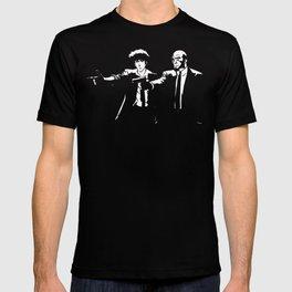 Spike Jet Knock Out - Cowboy Bebop T-shirt