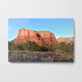 Red Rocks of Sedona Arizona Metal Print
