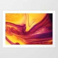 Membranous Art Print