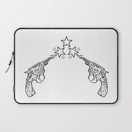 Shooting Stars Laptop Sleeve