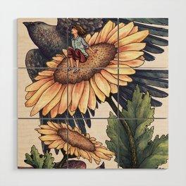 Soar Wood Wall Art