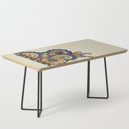 Hello 70s! Corally Coffee Table