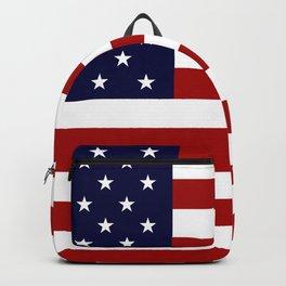 America Flag Backpack