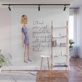 Margot Tenenbaum Wall Mural