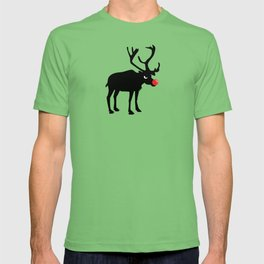 Angy Animals: Rudolph the red nosed Reindeer T-shirt
