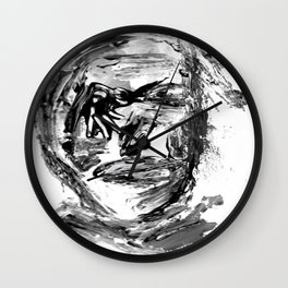 FACE EXPLOSIVE VI. Wall Clock