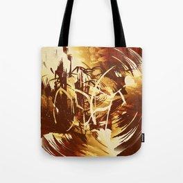 Afrikanische Krieger Tote Bag