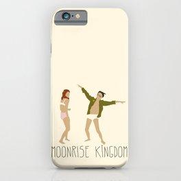 MOONRISE KINGDOM COVE iPhone Case