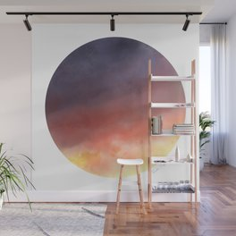 Cleveland Color Stories 67th Sunset Wall Mural