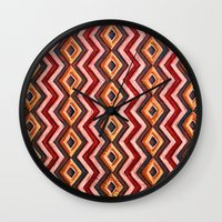 math Wall Clocks featuring TIGHT MATH by M. Ali Kahn