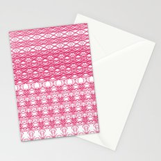 Filigree Floral Stationery Cards