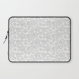 """Swirls/Rulitos"" Laptop Sleeve"