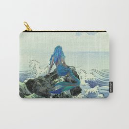 Beauty Mermaid Carry-All Pouch