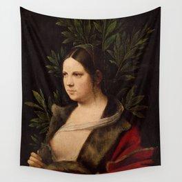 Giorgione - Laura Wall Tapestry