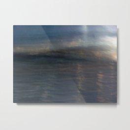 Ocean Dawn Metal Print