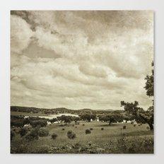 - Alentejo Western - Canvas Print