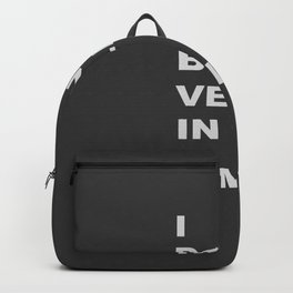 Quotes Backpack