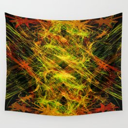 Star Squirt Opening III Wall Tapestry
