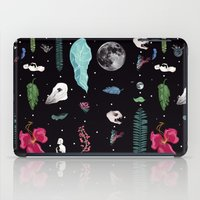 jungle iPad Cases featuring Jungle by Sydney Holland
