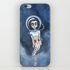 Lost out of the dream iPhone Skin