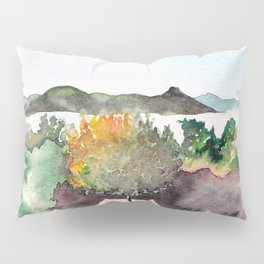 Danube bend Pillow Sham