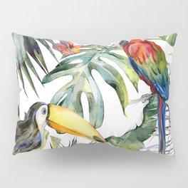 TROPICAL JUNGLE Pillow Sham