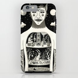 Under Skin iPhone Case