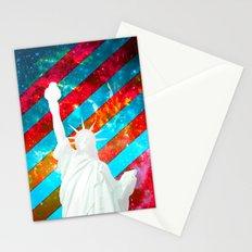 Liberty Pop Art Stationery Cards
