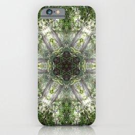 Kuil Cahaya iPhone Case