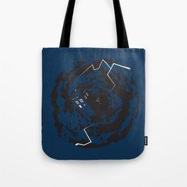 Tardis  - Doctor Who  Tote Bag