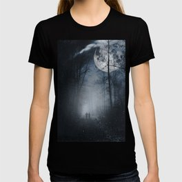 moon walkers T-shirt