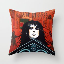 Laurie Cabot Egyptian Mystic Throw Pillow