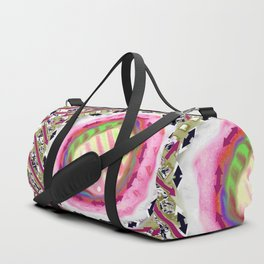 Circle arrow Duffle Bag