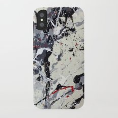 strato moments #3 iPhone X Slim Case