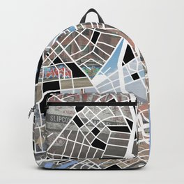 City Streets Backpack