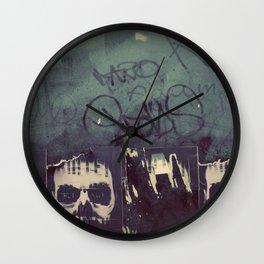 myst Wall Clock