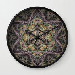 Merkabud Wall Clock