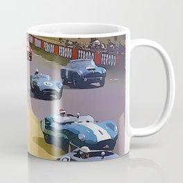 24 Hours of Le Mans 1960 Coffee Mug
