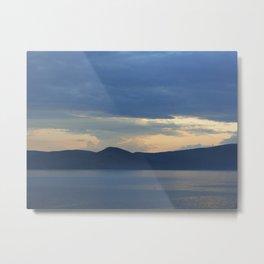 Lake 2 Metal Print