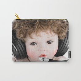 The talking doll Carry-All Pouch