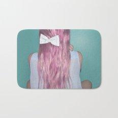 Nebula Girl Bath Mat